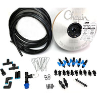 Large Garden Drip Irrigation Kit