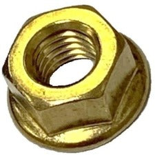 Brass Nut for K-Line U-Bolts and Tapping Saddles