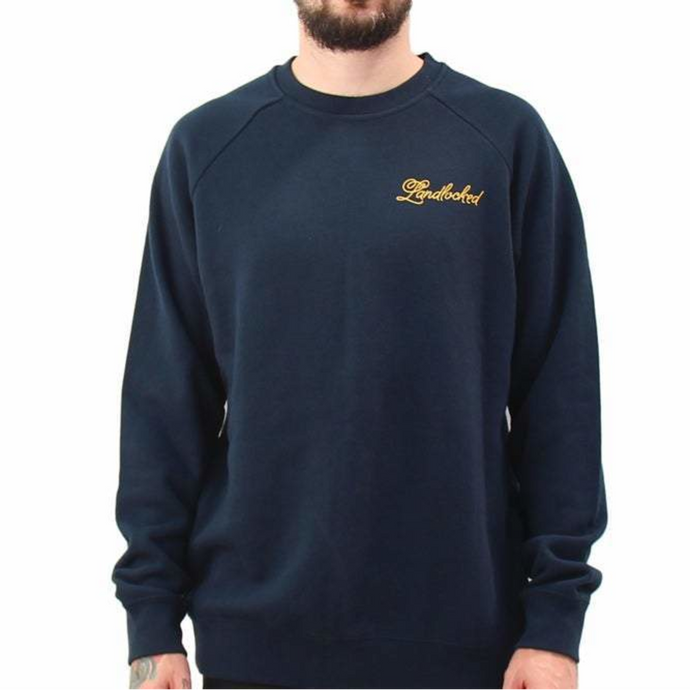 Front design of Seattle Unisex Crewneck - Imprint Merch - E-commerce