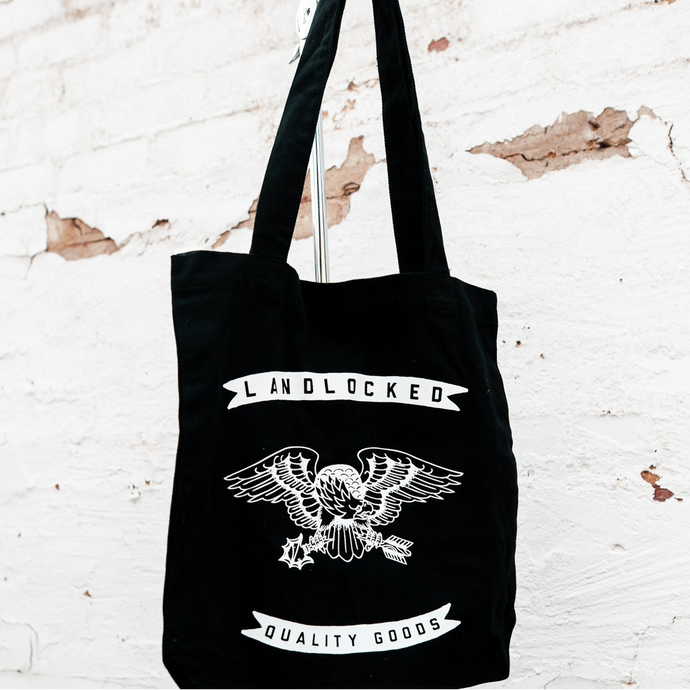 Front design of Freebird Carry Bag - Imprint Merch - E-commerce