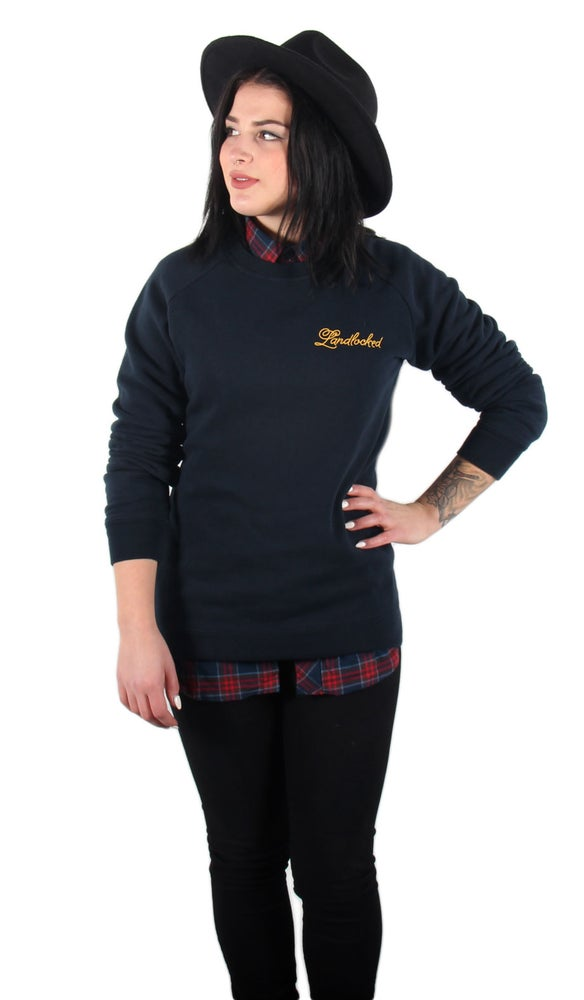 Seattle Unisex Crewneck