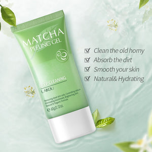 Refreshing Matcha Exfoliating Scrub