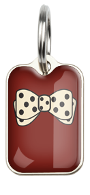Dapper Pet ID Tag