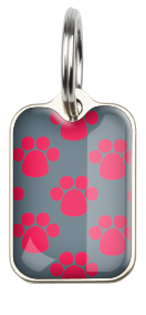 Mustard & Jelly Pet ID Tag