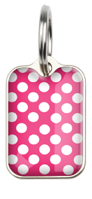 Pop Tart Pet ID Tag