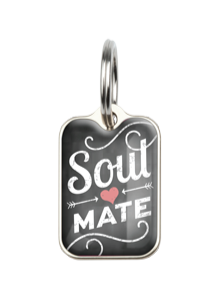 Soul Mate Pet ID Tag