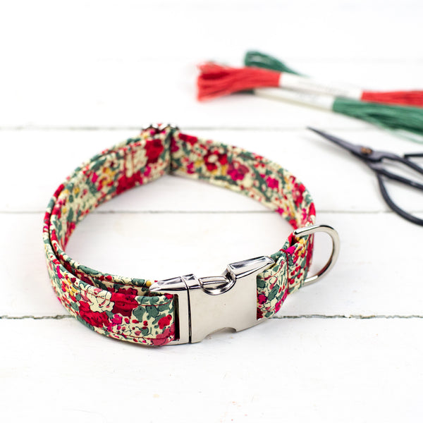 Claire Liberty Dog Collar