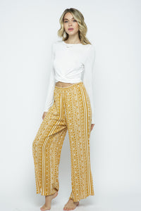 Champagne Shore Pants