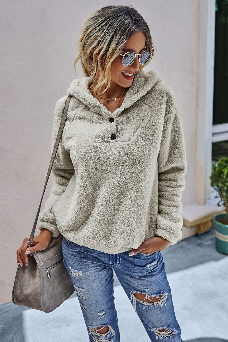Teddy Pullover