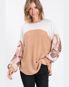 Shy Away Top