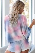 Load image into Gallery viewer, Tie Dye Pajama Top