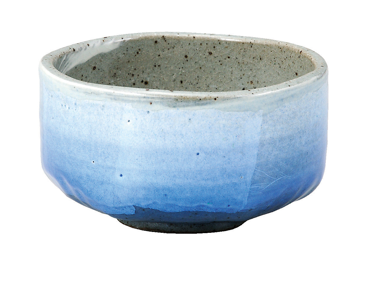 matcha tea bowl kutani porcelain