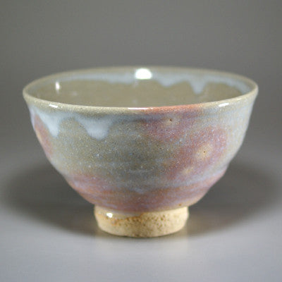 Made in Japan Hagiyaki Match Tea Bowls for Japanese Tea Ceremony