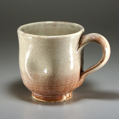 Made in Japan Hagiyaki Coffee Mugs