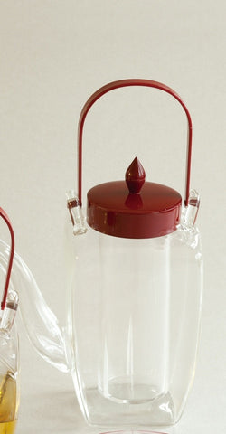 japanese glassware tea pot