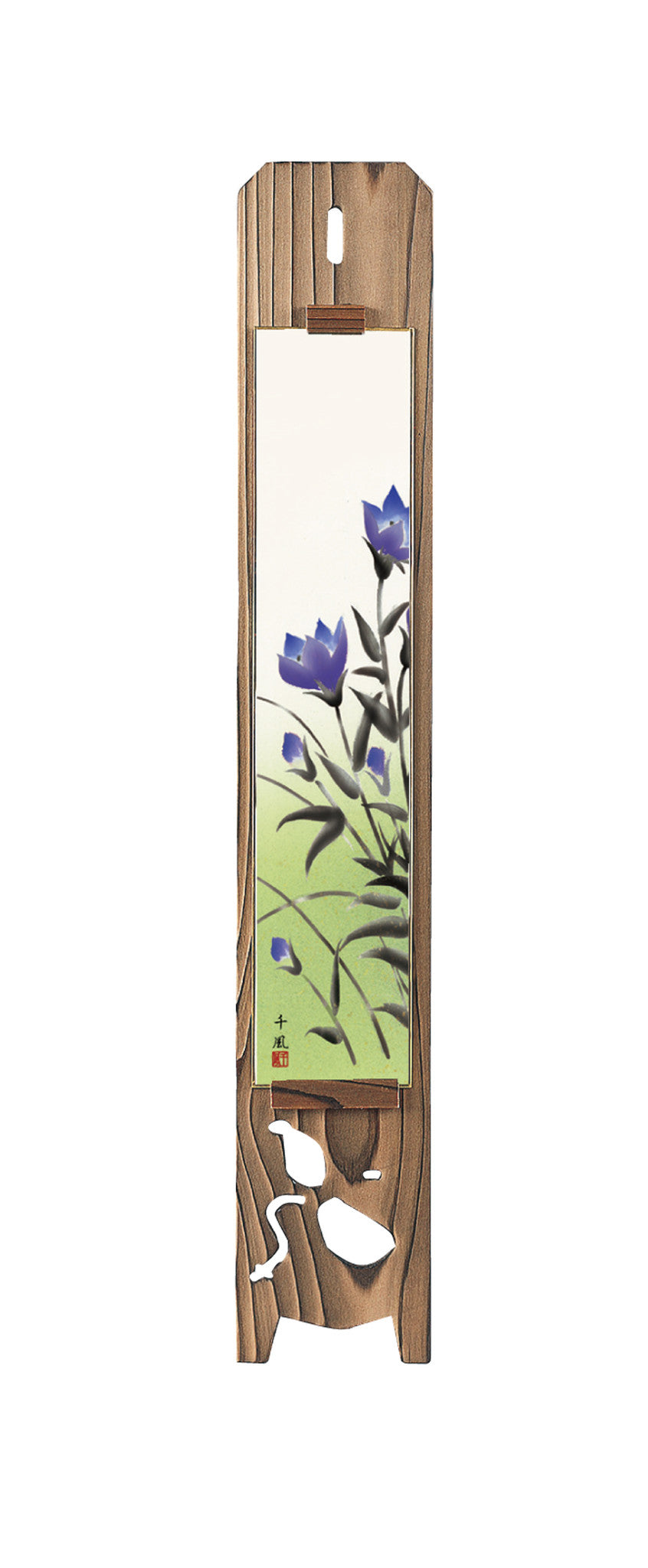 japanese wall hanging wooden