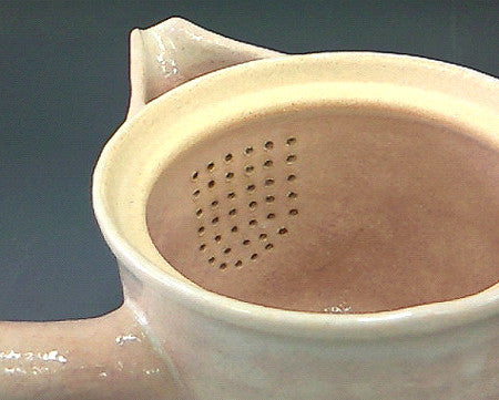 hagi japanese tea pot
