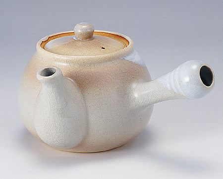 japanese tea pot hagi