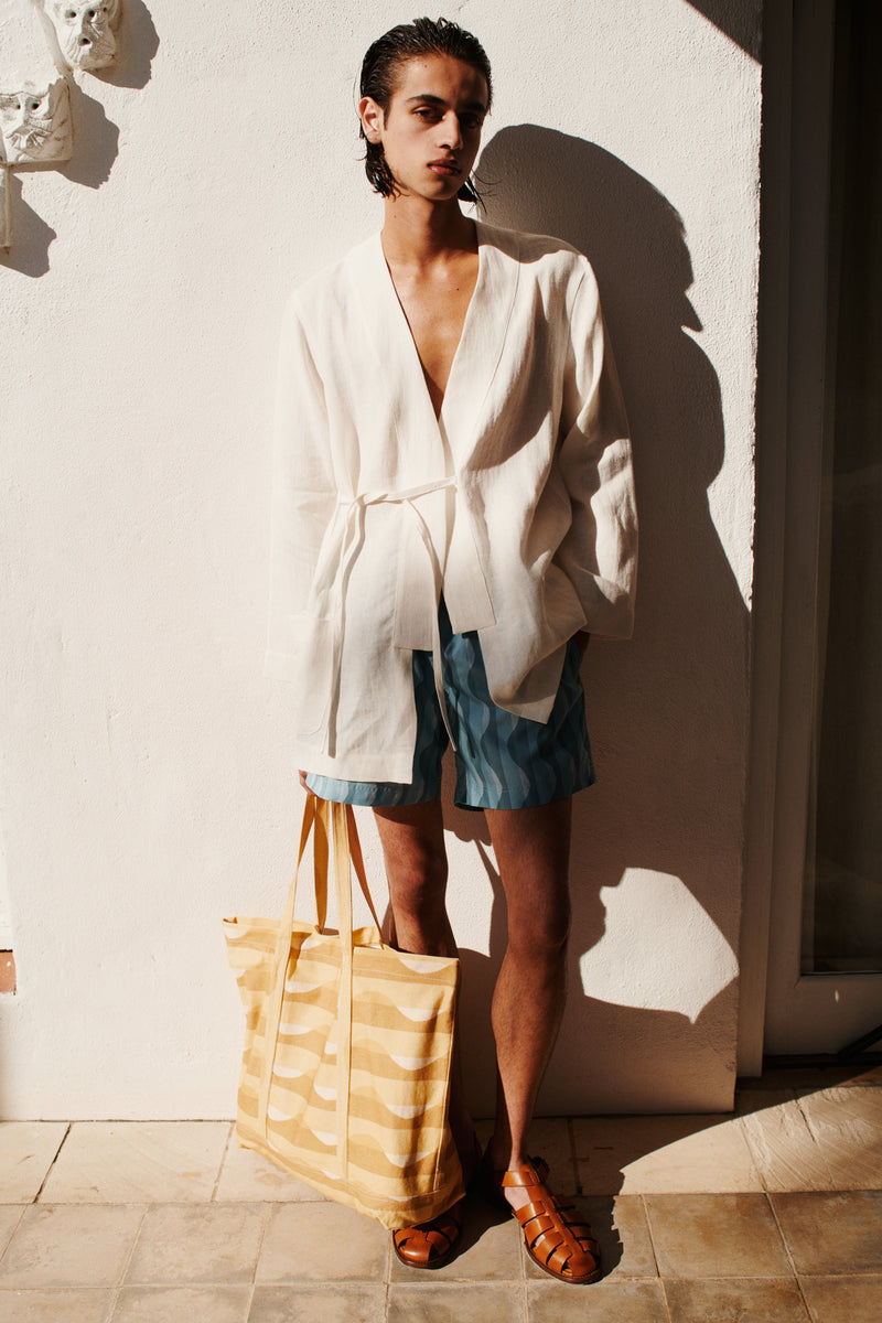 RAES X COMMAS Beach Bag