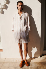 RAES X COMMAS Linen Walk Short - COMMAS