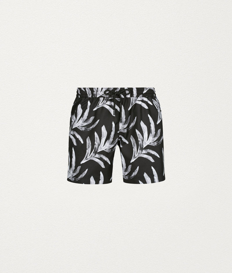 BLACK PALM CLASSIC SWIM SHORT - COMMAS