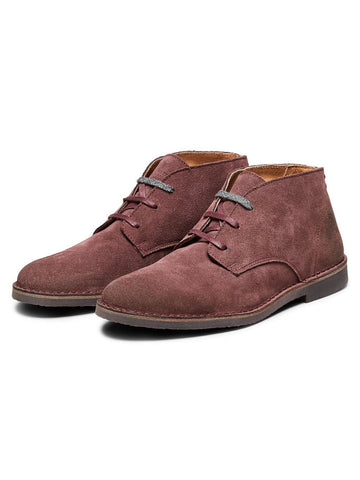 Selected Homme Suede Boots