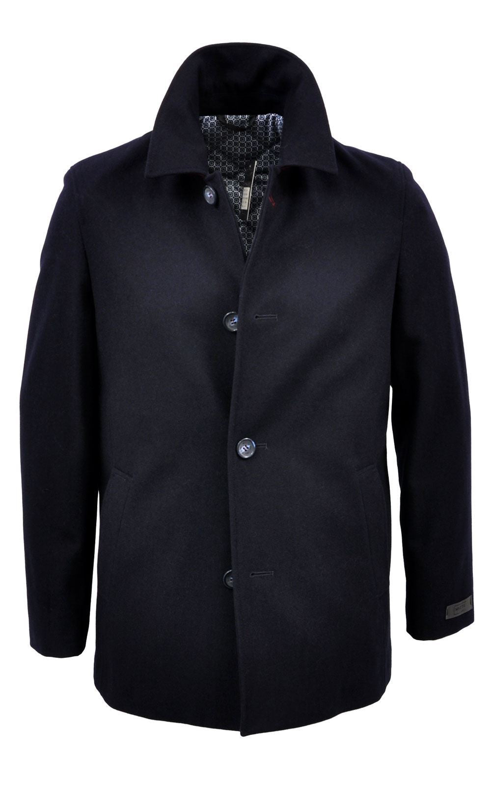White Label Bradley Coat - Navy