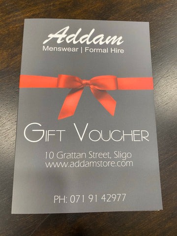 Gift Voucher - For instore use