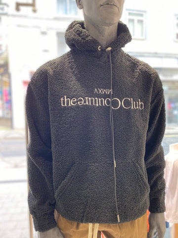 S4 George Wool Coat - Navy