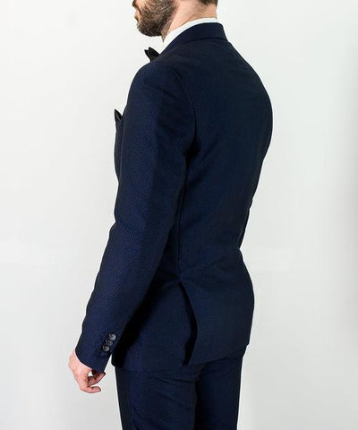 Navy/Black 2 Piece Tux