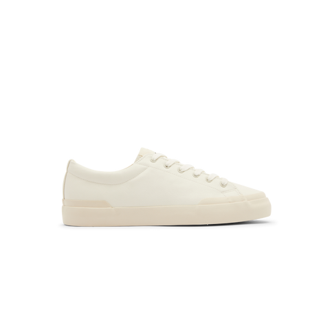 Farah Dallas Vulcanised Trainer - White