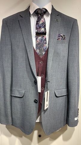 White Label Mix and Match Suit - Grey