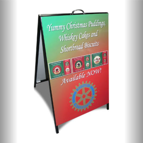 A Frame Sign 900mm x 1200mm