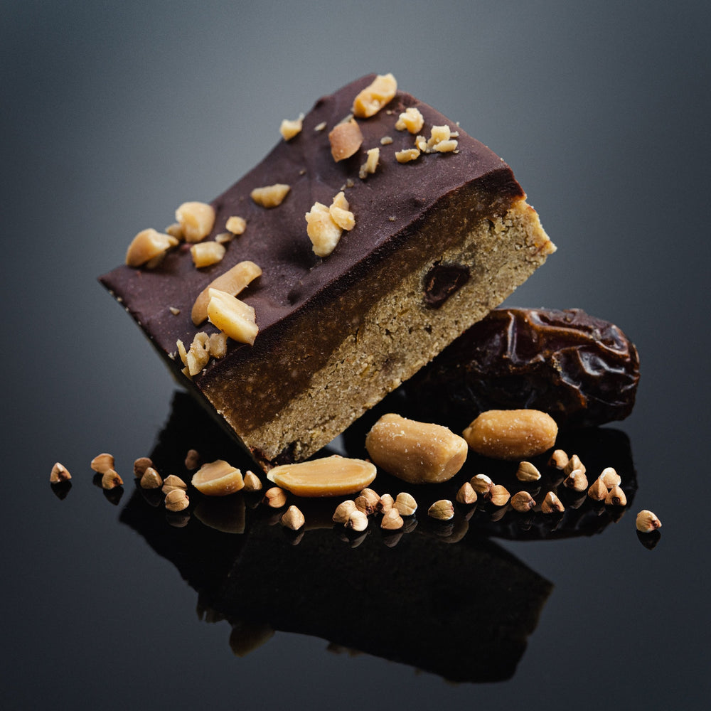 Load image into Gallery viewer, Chocolate Peanut and Nut Bar