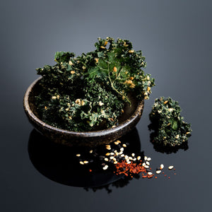 Load image into Gallery viewer, Sesame Kale Chips