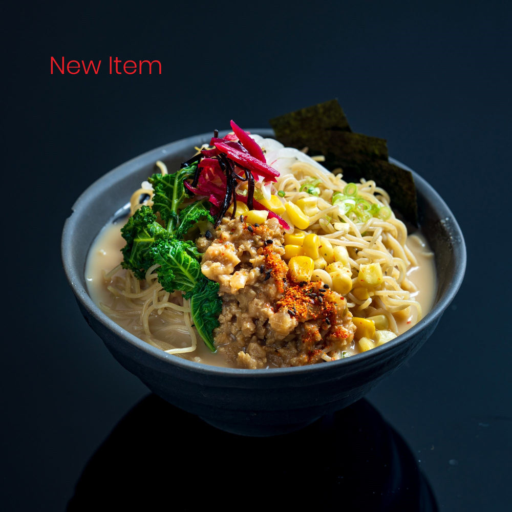 Load image into Gallery viewer, WholeLifeGo Tantan Ramen (Ready to Reheat Only)