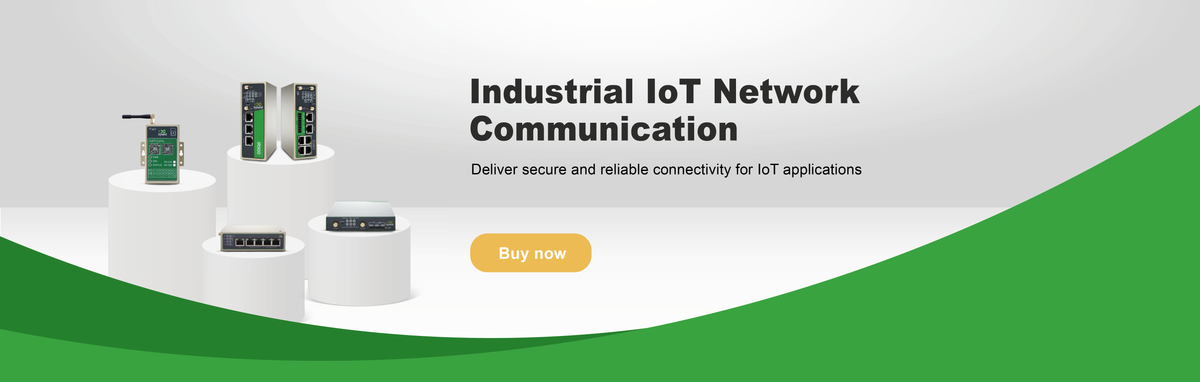 industrial IoT network communications products