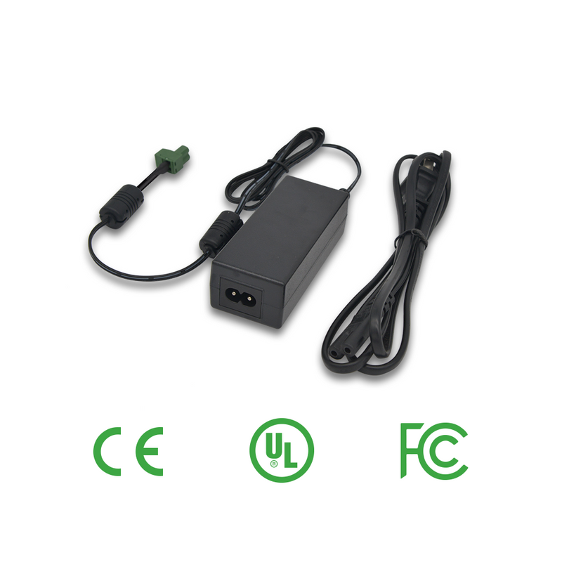 24V-2A AC DC Power Supply Adapter Compatible with Switches