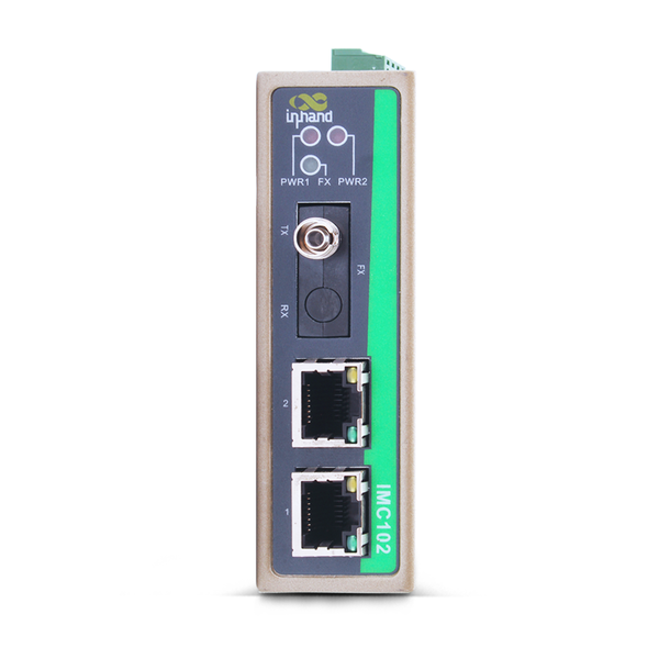 IMC102 Industrial Ethernet Media Converter