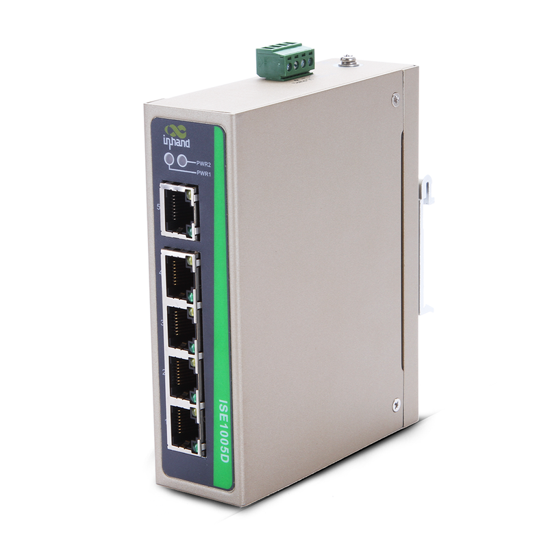 ISE1005D 5-Port Unmanaged Industrial Ethernet Switch -3