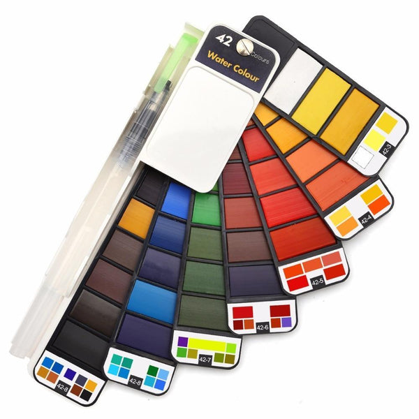 WATER COLOR™ Superior Nomad Paint Set - Colour water