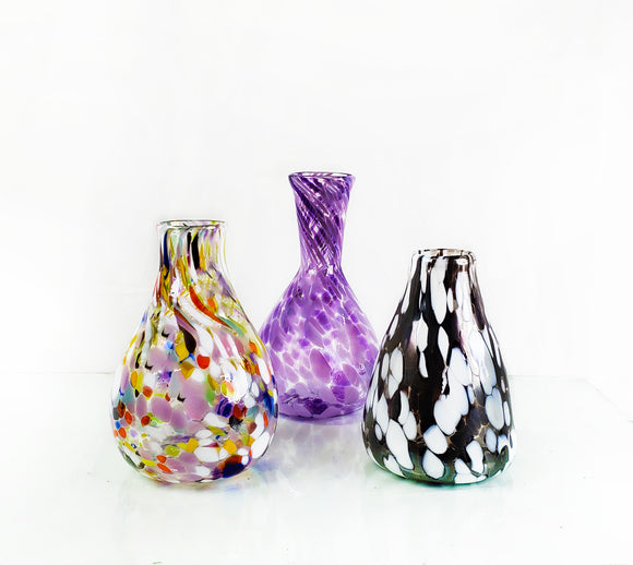 GLASS BLOWING - Create-Your-Own Vase (small)