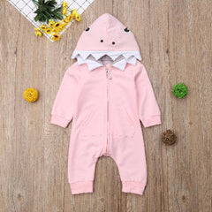 Newborn Winter Shark Uniform