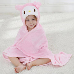 Animal Toddle Towel