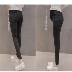 Maternity Denim Leggings | Sprider Store | SpriderStore | Allforfamily