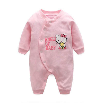 Infant Cartoon Bodysuit