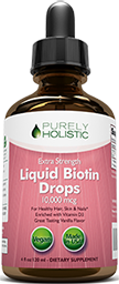 Feature on: Biotin Drops