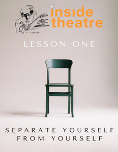 LESSON ONE for $1! Separate Yourself from Yourself