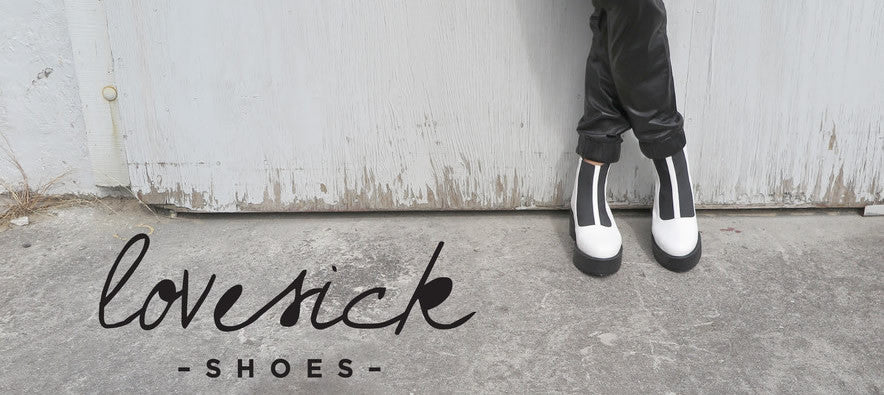 Lovesick Shoes