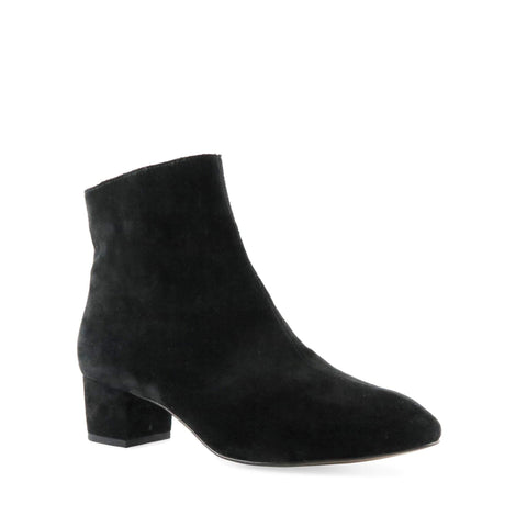 Anne - Black Suede